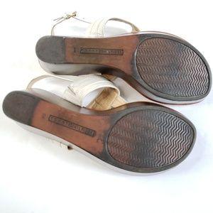 Tommy Hilfiger Shoes - Tommy Hilfiger Twsarena Wedge Sandals S29